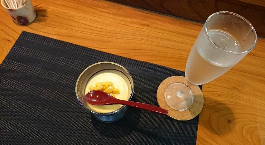 和食バル&鮨「料理屋 山崎」日本酒