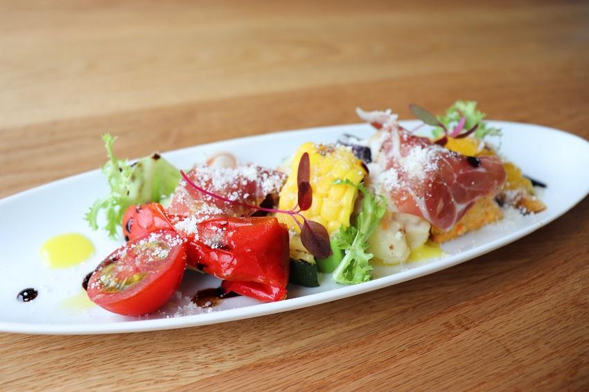 イタリアン「N enne(エンネ)」ランチ前菜