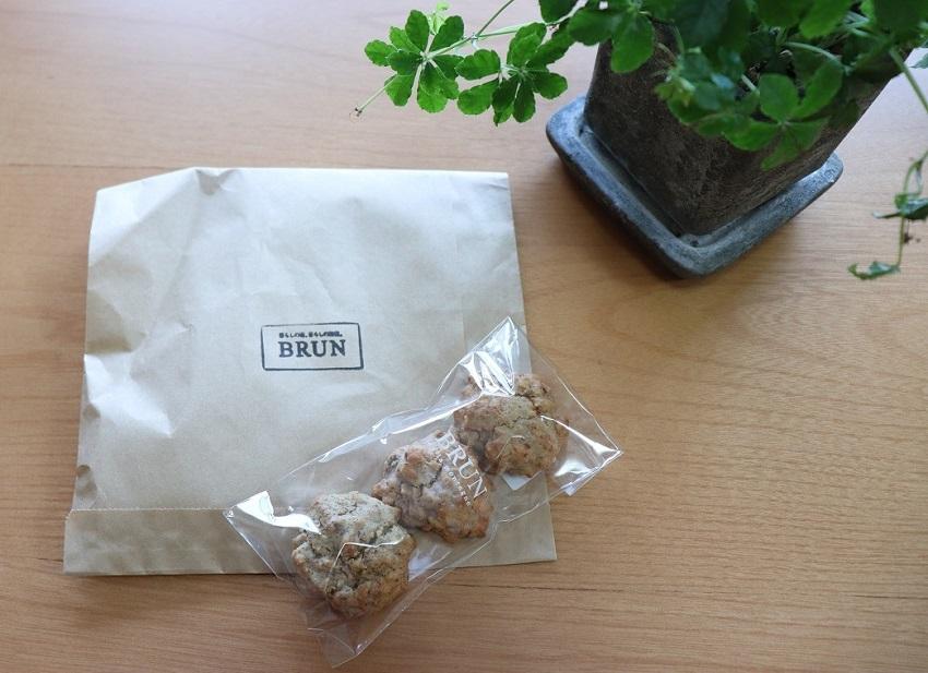 「山のブラン」焼き菓子