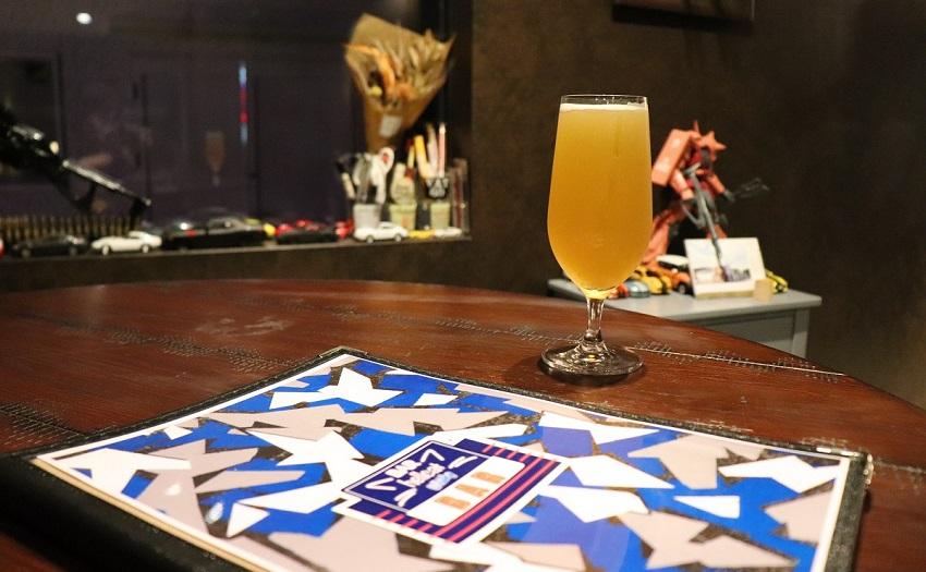 「Bar hellcat(バーヘルキャット)」クラフトビール