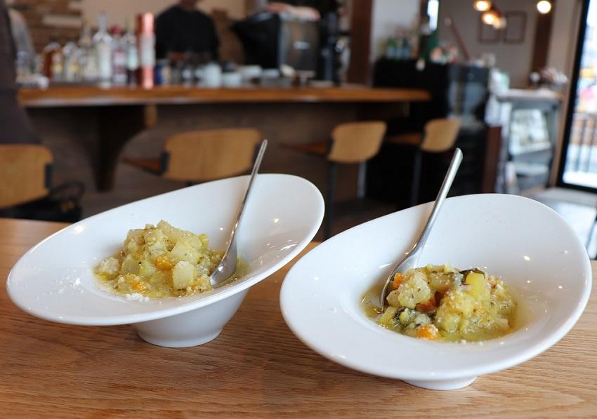 イタリアン「N enne(エンネ)」スープ