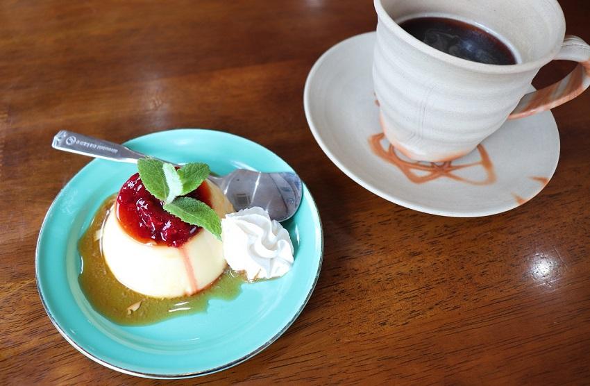 地中海風料理「カフェ&居酒屋バルひだまり」デザート