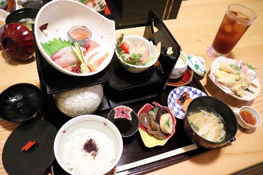 新日本料理ランチ「古楽(こらく)」ランチ