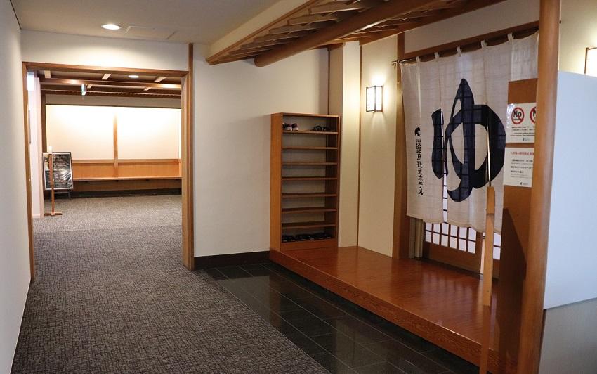 淡路島観光ホテルの温泉