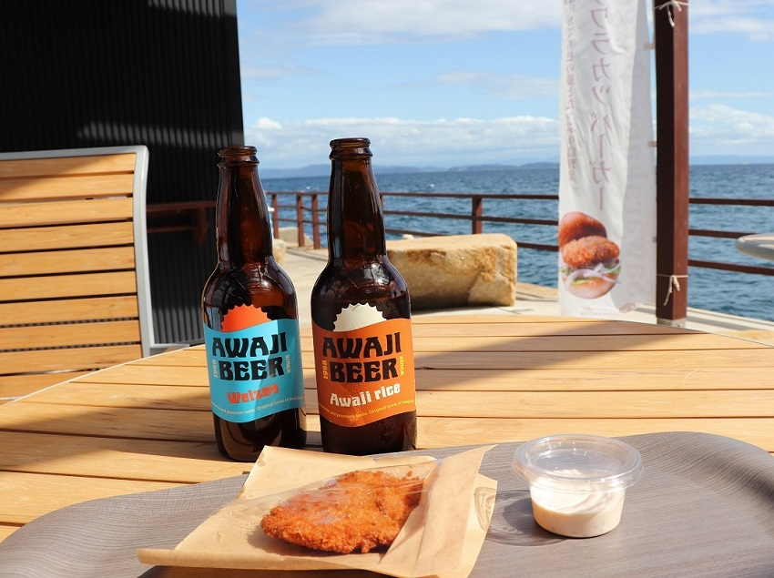 淡路島の地ビール