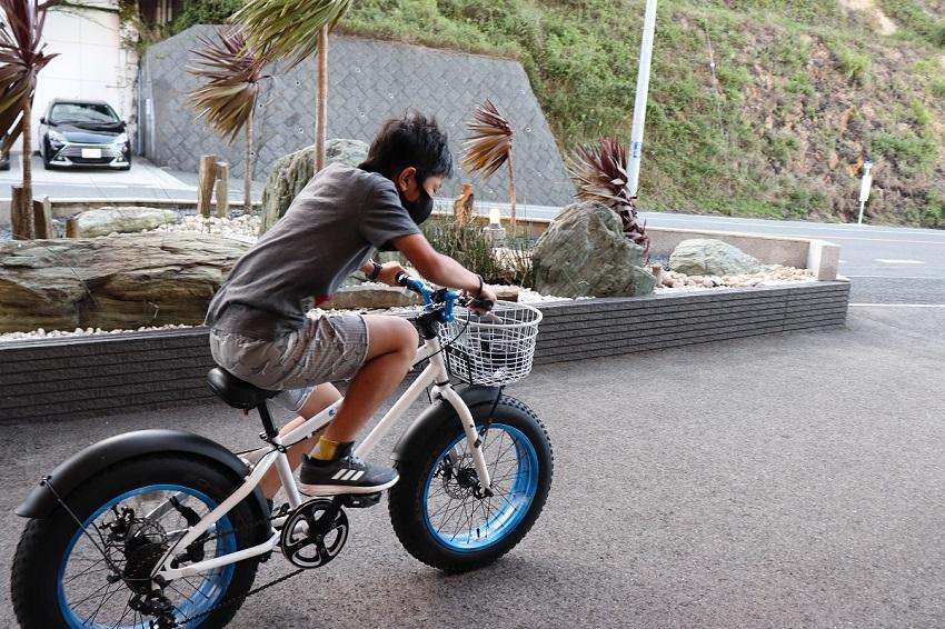 淡路島観光ホテルのサイクリング