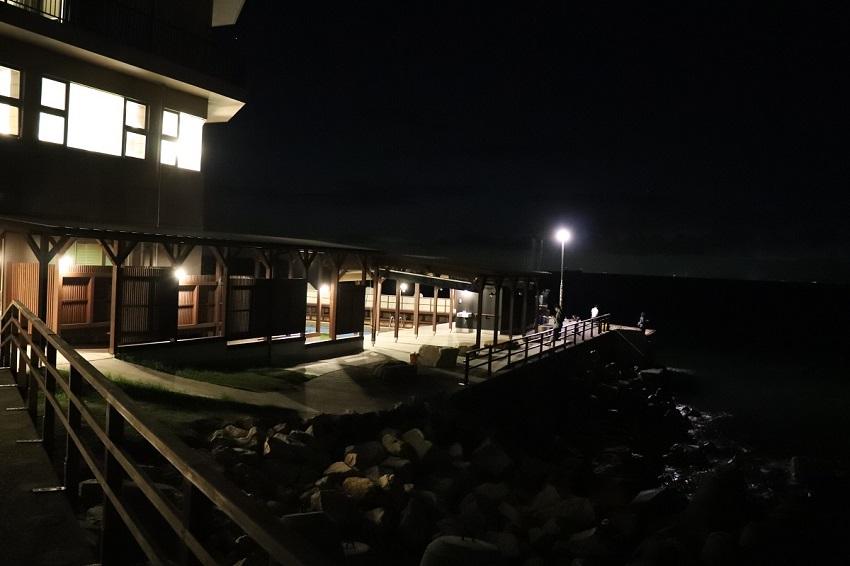 淡路島観光ホテルの外観
