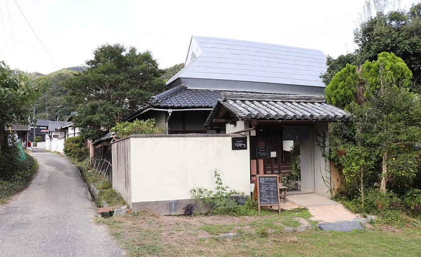 CAFEいきもの舎