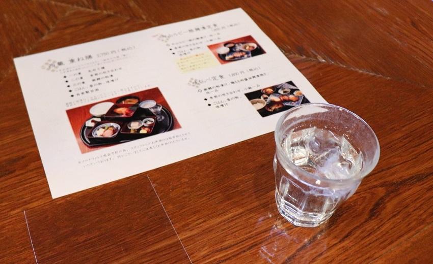 御膳酒蔵元「辻本店」の「西蔵」ランチ