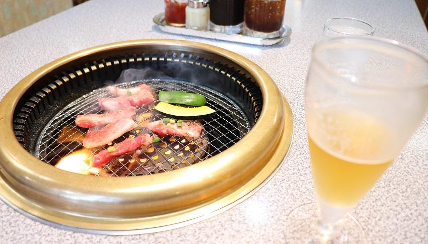 焼肉藤良ランチ定食