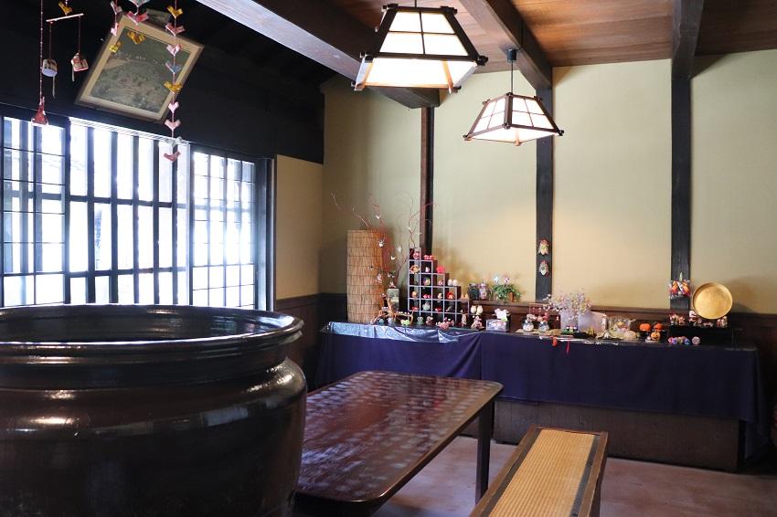 郷宿(古い日本家屋)