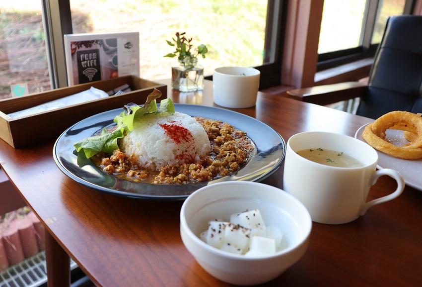 旅人食堂~TABIBITO SHOKUDOランチ