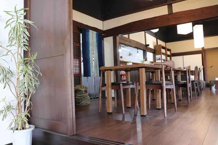 古民家カフェ「カスミハミ」