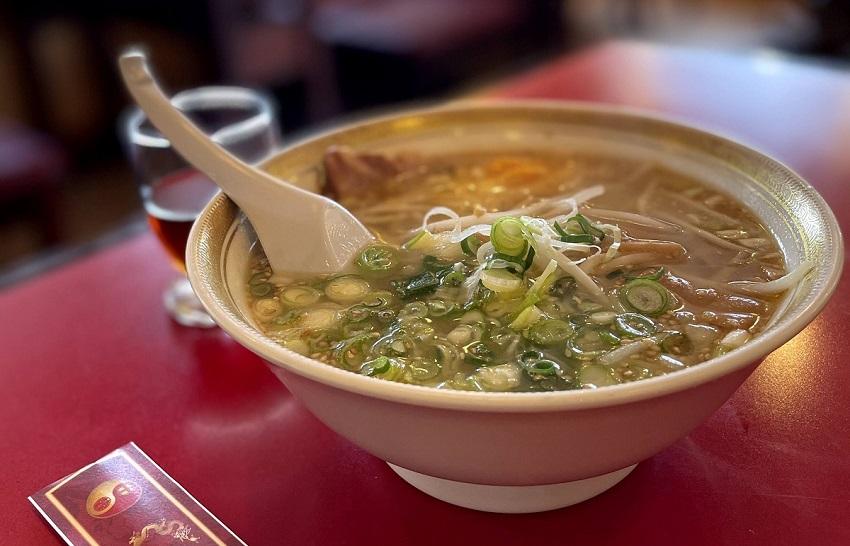 中華料理 満州楼(まんしゅうろう)ラーメン