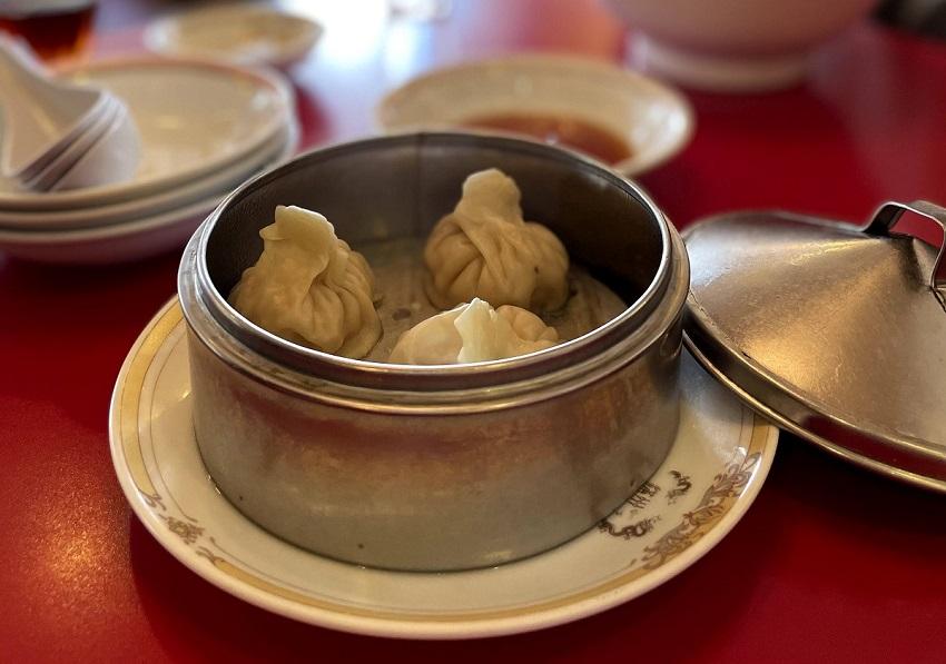 中華料理 満州楼(まんしゅうろう)小籠包