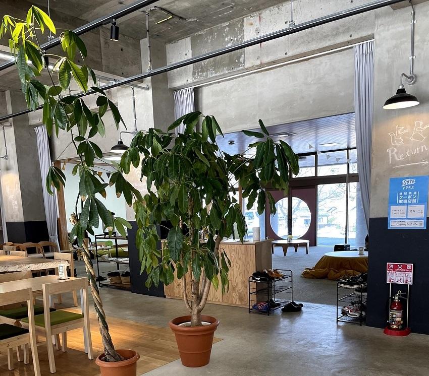 Cafe&Dining San(カフェ&ダイニング サン)こたつ席あり