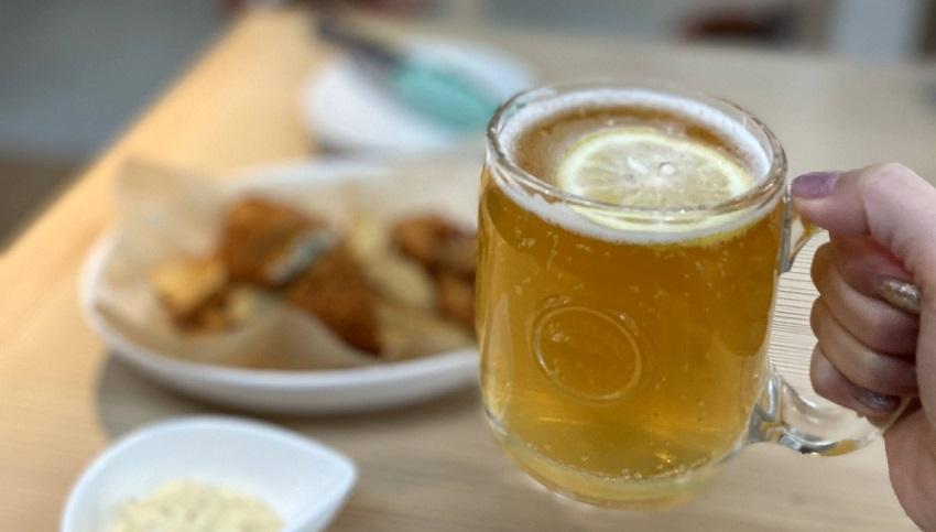 Cafe&Dining San(カフェ&ダイニング サン)ビール