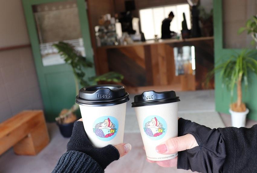 NiBBLES COFFEE!(ニブルスコーヒー)たかたようちえん