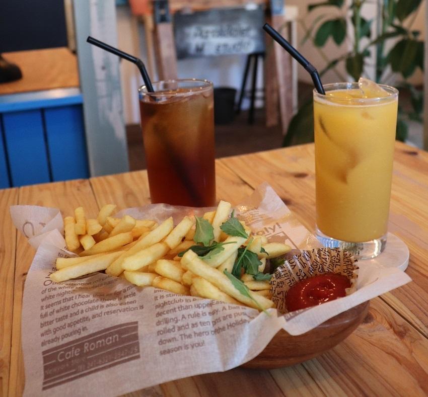LOGI CAFE(ロージカフェ)ポテト