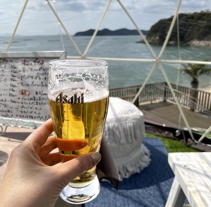 おやじの海「カフェ ラララ」昼飲み