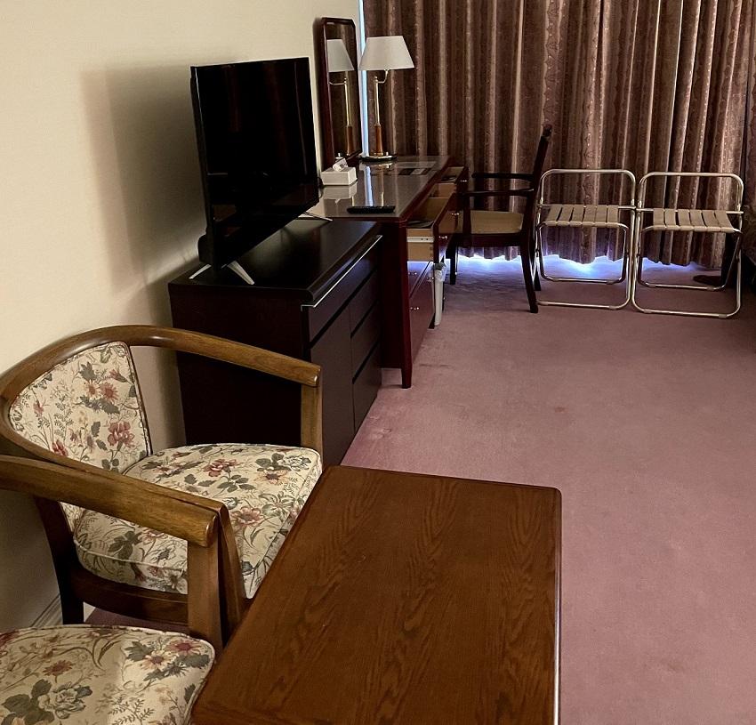 福井アカデミアホテル部屋