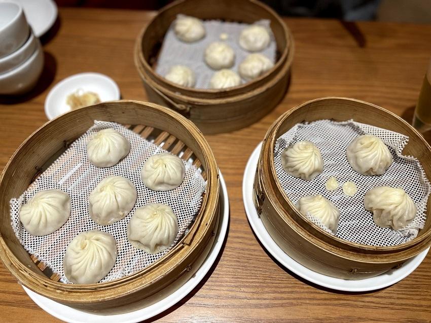 鼎泰豐(Din Tai Fung・ディンタイフォン)京都店小籠包