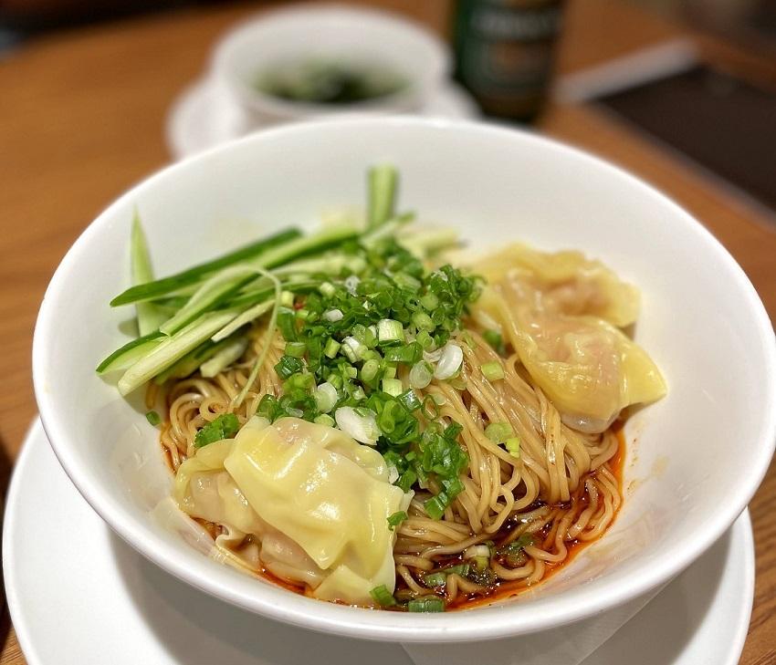 鼎泰豐(Din Tai Fung・ディンタイフォン)京都店ワンタンメン