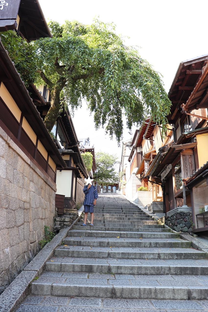 清水寺「八坂通り」