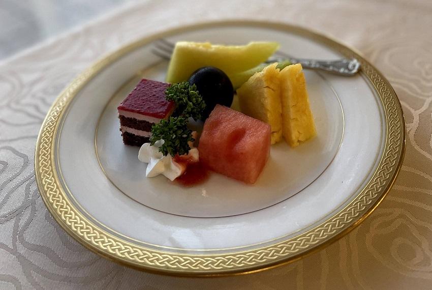 倉敷シーサイドホテル夕食ディナー
