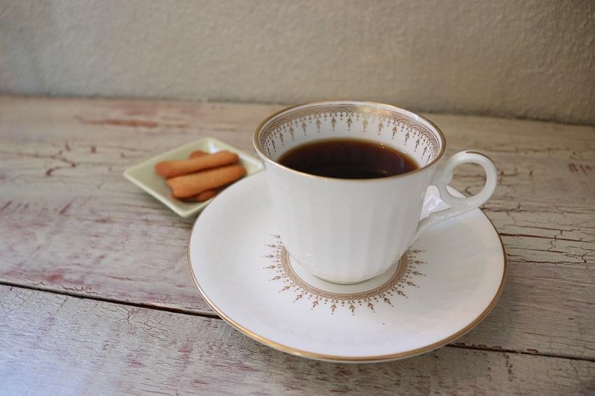 ウタノナカのコーヒー