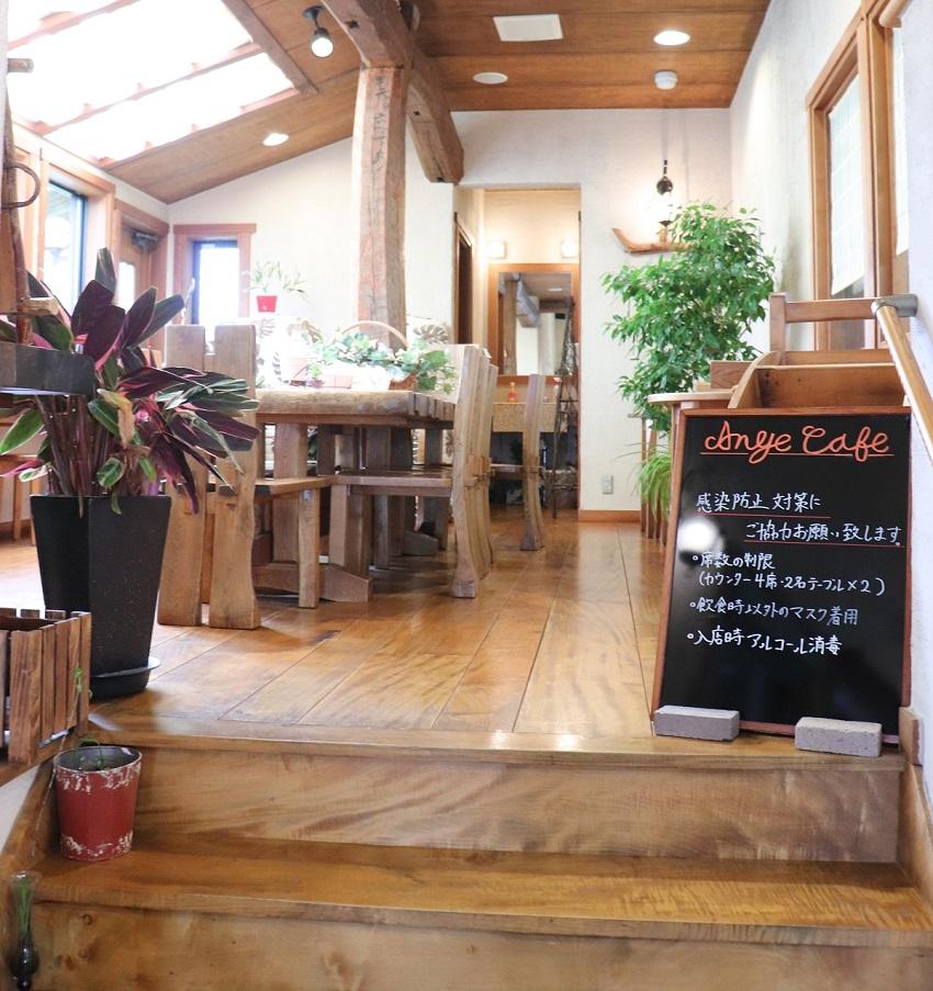 Ange(アンジェ)カフェコーナー