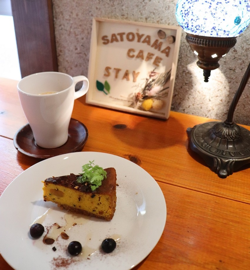 里山カフェstay(美作市古民家cafe)