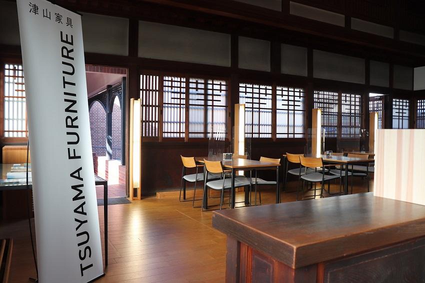 PORT ART&DESIGN TSUYAMA(ポート アート&デザイン津山)